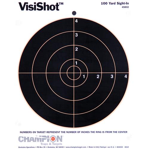 """Champion VisiShot Circle 8"""" Target"""