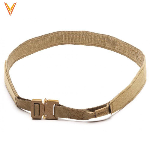 Velocity Systems Enhanced Variable Width Rigger Belt Coyote Brown