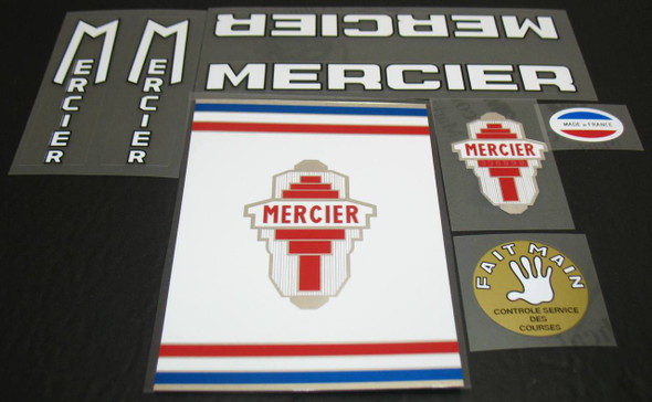 Mercier Decal Set (sku Mrcr-S104)