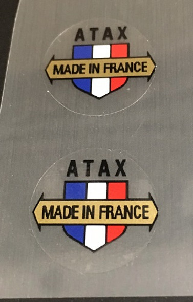 Atax Component Decals - Set of 2 - Options Available