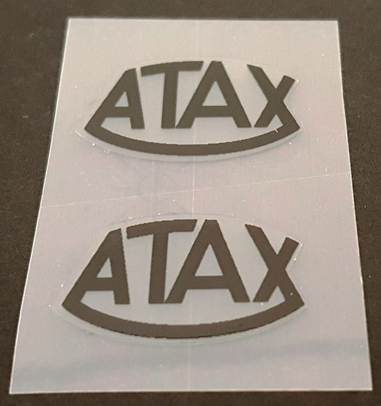 ATAX Component/Stem Decals - 1 Pair