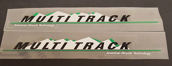 Trek 1990s Top Tube Decals - 1 Pair - Choose Color & Model