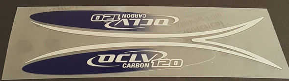 Trek 2003 OCLV Seat Tube Decal