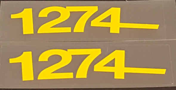 Trek Lance Armstrong Fork Decals - Choice of Colors