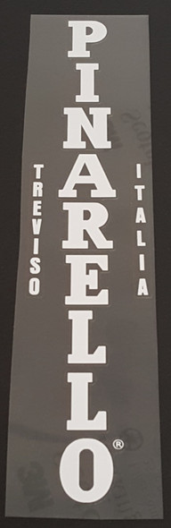 Pinarello Seat Tube Decals 1985 - 1 Set (Choice of Colors)