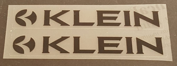 Klein Stay Decals - 1 Pair - Choice of Colors