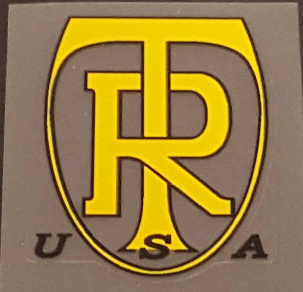 Ritchey USA Head Badge Decal - Choose Color/Size