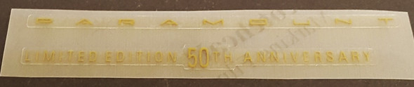 Schwinn Paramount 50th Anniversary Stay Decals - 1 Pair - Choose colors