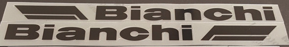 Bianchi Seat Tube Decals for Mixte - 1 Pair - Select Color