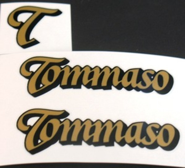 Tommaso Decal Set