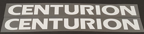 Centurion 1980s Down Tube Decals - 1 Pair - Select Colors