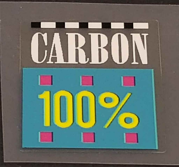 Centurion Tange Tubing Decal for Carbon-R Bicycle