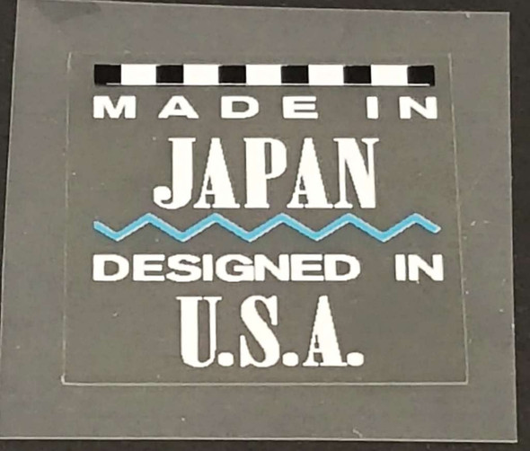 Centurion Made in Japan Decal