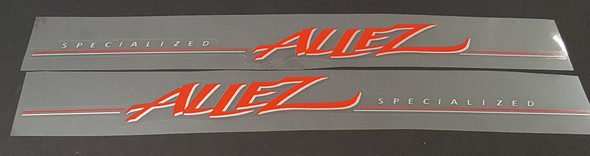 Specialized Allez Down Tube Decals  - 1 Pair - Choice of Colors