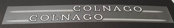 Colnago Master Down Tube Decals - 1 Pair - Choose Colors