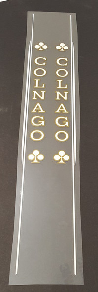 Colnago Master Seat Tube Decals - Choose Colors