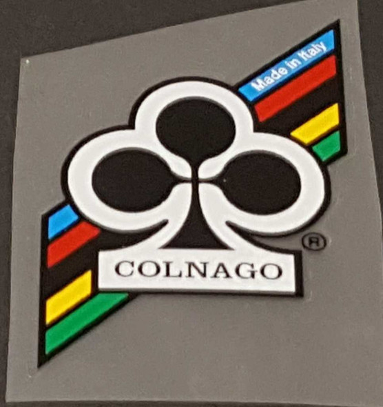 Colnago Head Badge Decal - Made in Italy