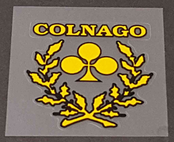Colnago Clover/Wreath Tubing Decal - Choose Colors
