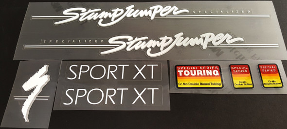Specialized StumpJumper Sport XT Decal Set