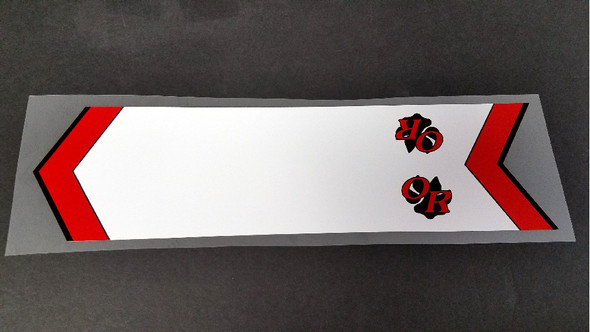 Bontrager OR Top Tube Wrap Decal - Choose Colors