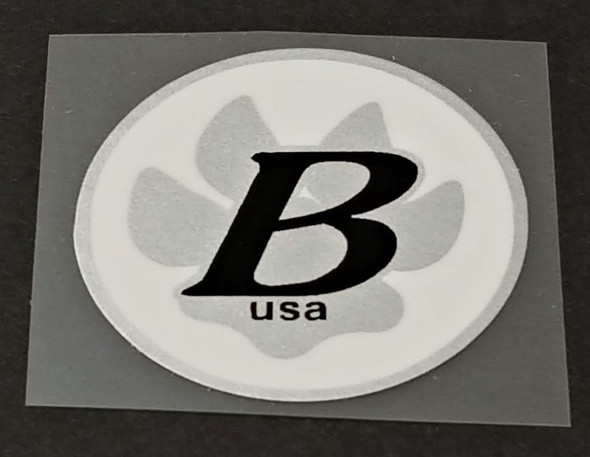Bontrager USA Head Badge Decal - Choose Colors/Size