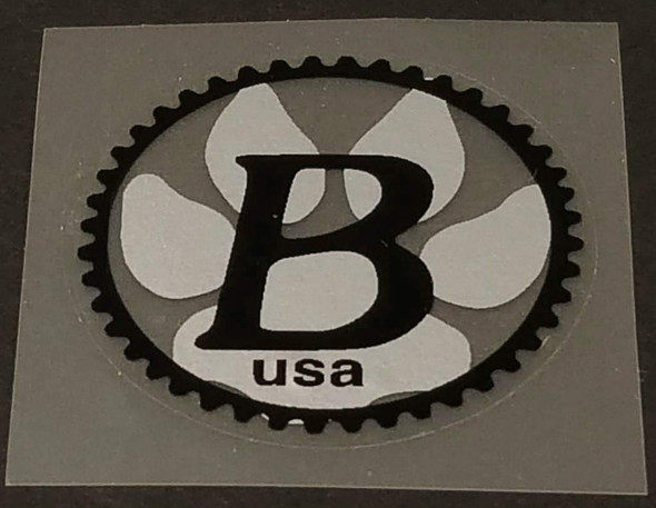 Bontrager USA Head Badge Decal - Choice of Colors/Size