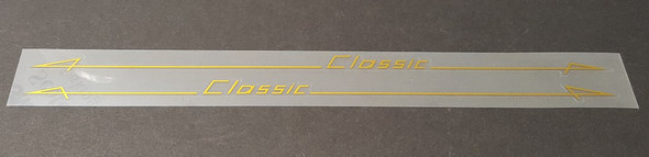 Motobecane Classic Top Tube Decals - 1 Pair - Choose Color