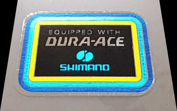 Shimano / Dura-Ace Component Decal
