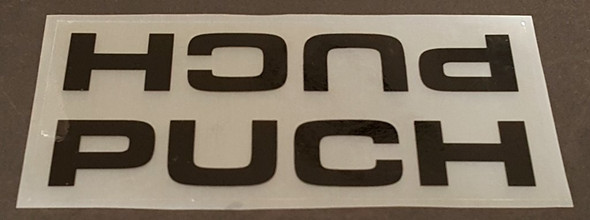 Puch Down Tube  Wrap Decal - Choose Color