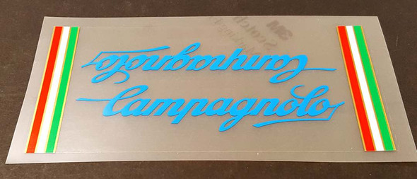 Campagnolo Down Tube Wrap Decal