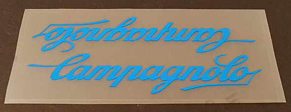 Campagnolo Down Tube Panel Decal