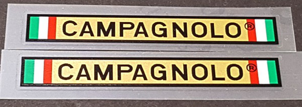 Campagnolo Tubing Decals - 1 Pair