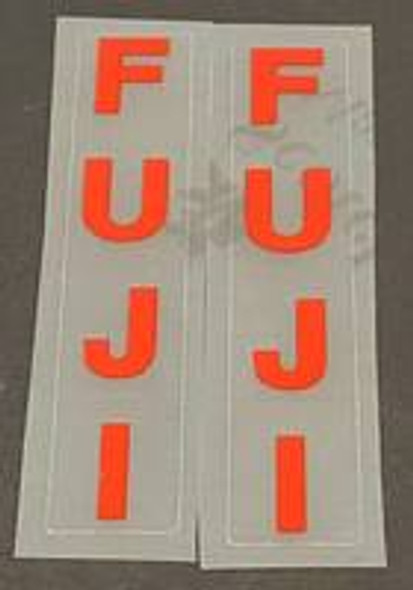 Fuji Seat Stay Decals - 1 Pair - Choose Color