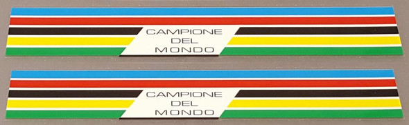 Campion Del Mondo Stripes Decals - 1 Pair