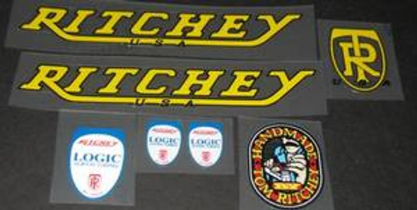 Ritchey Decal Set