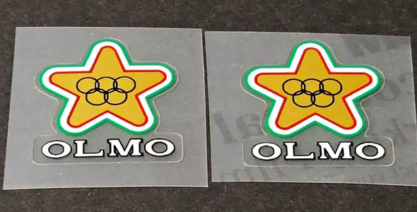 Olmo Bicycle Fork Decals