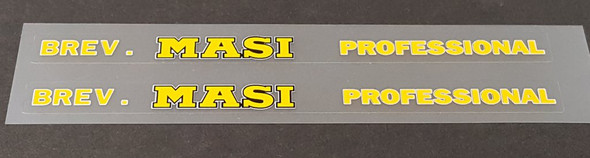 Masi Bicycle Stay Decals - 1 Pair - Choose Color