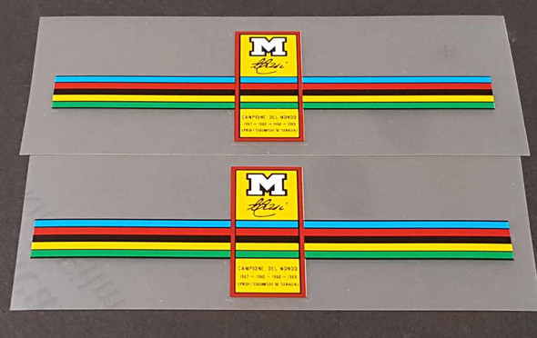 Masi Bicycle Color Bands - 1 Pair - Choose Letter Color