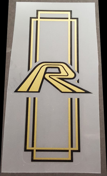 Raleigh Seat Tube Panel Decal