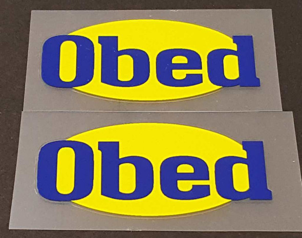 Litespeed Obed Top Tube Decals - 1 Pair