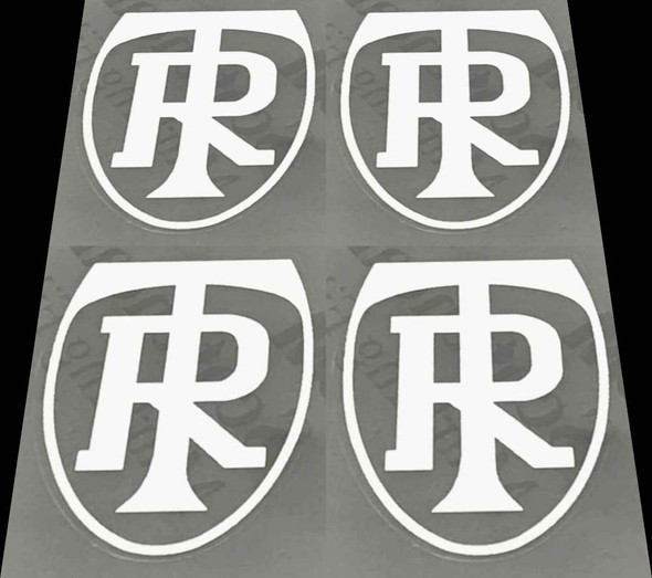 Ritchey Small Badge Decals - Set of 4 - Choose Color