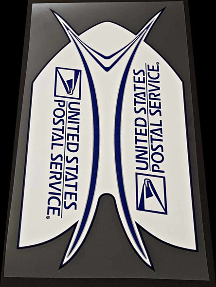 Trek 5900 OCLV USPS Seat Tube Decal