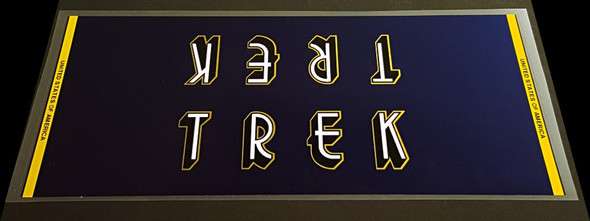 Trek Down Tube Wrap Decal - Choose Colors