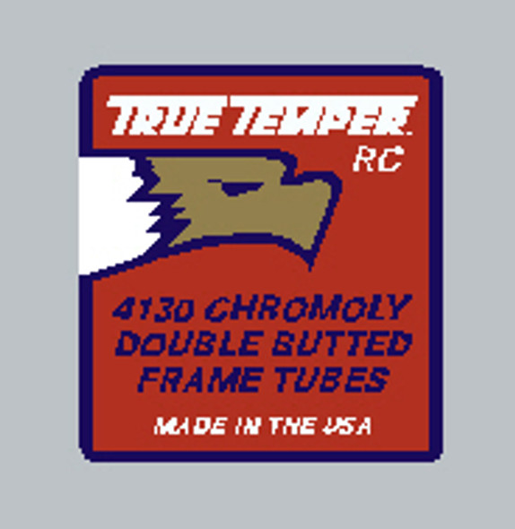 True Temper RC Made in USA -Tubing Decal