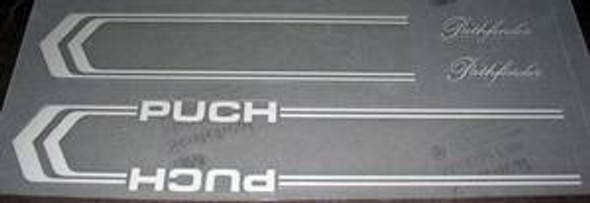 Puch Pathfinder Bicycle Decal Set
