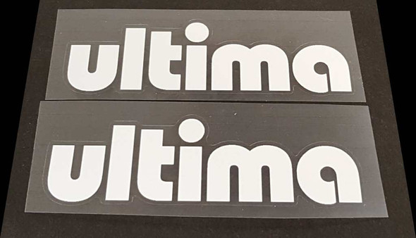 Austro Daimler Bicycle Ultima Top Tube Decals - 1 Pair - Choose Color