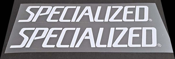 Specialized Down Tube Decals - 1 Pair - Choose Color