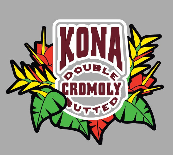Kona Cromoly Double Butted  -  Choose Colors