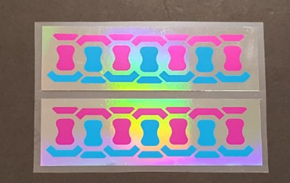 Hologram Material Example