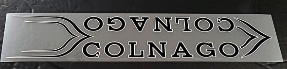 Colnago Down Tube Decal Panel - Choose Colors